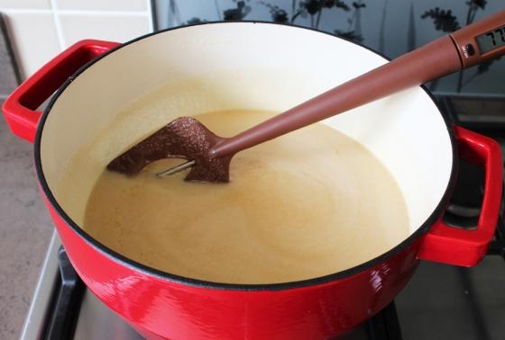 how-to-make-honey-fudge-4